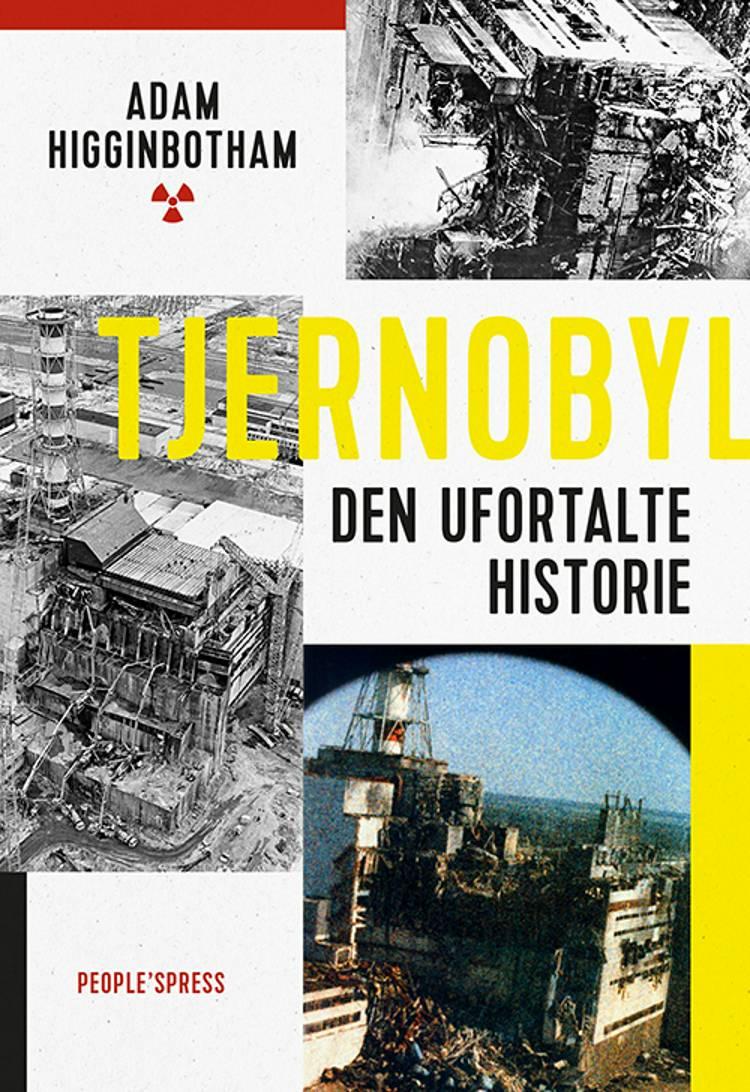 Tjernobyl af Adam Higginbotham