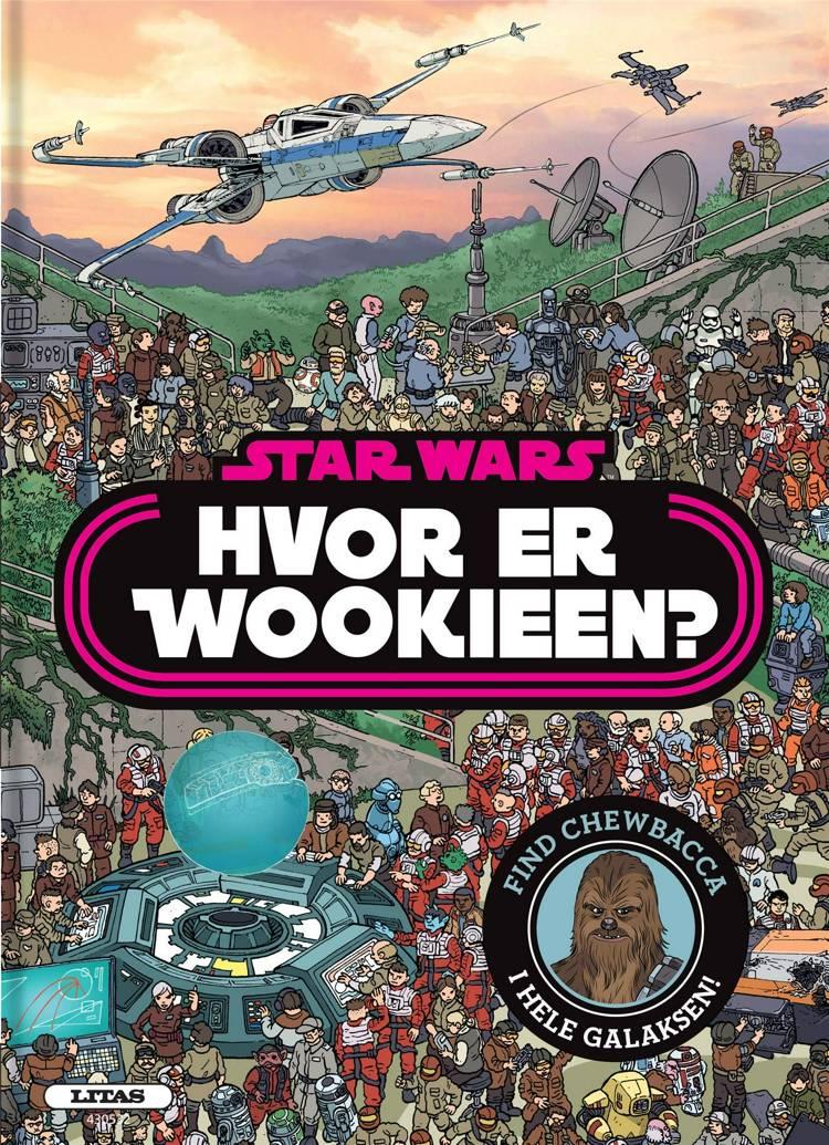 Hvor er Wookieen?