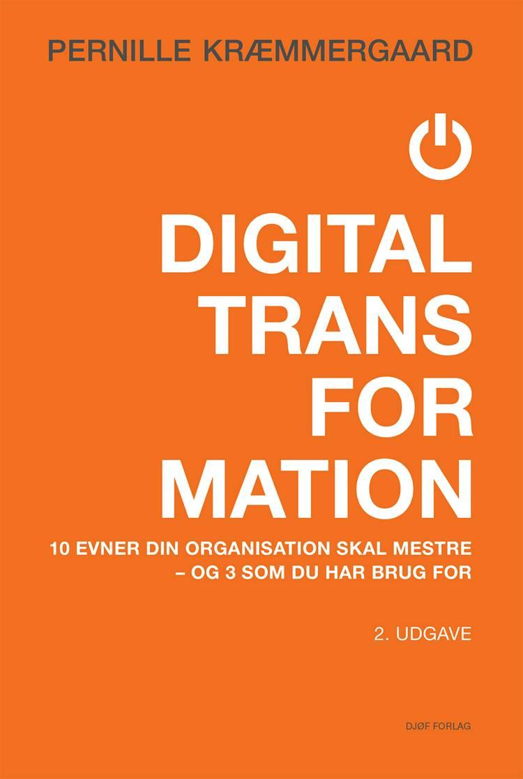 Digital transformation af Pernille Kræmmergaard