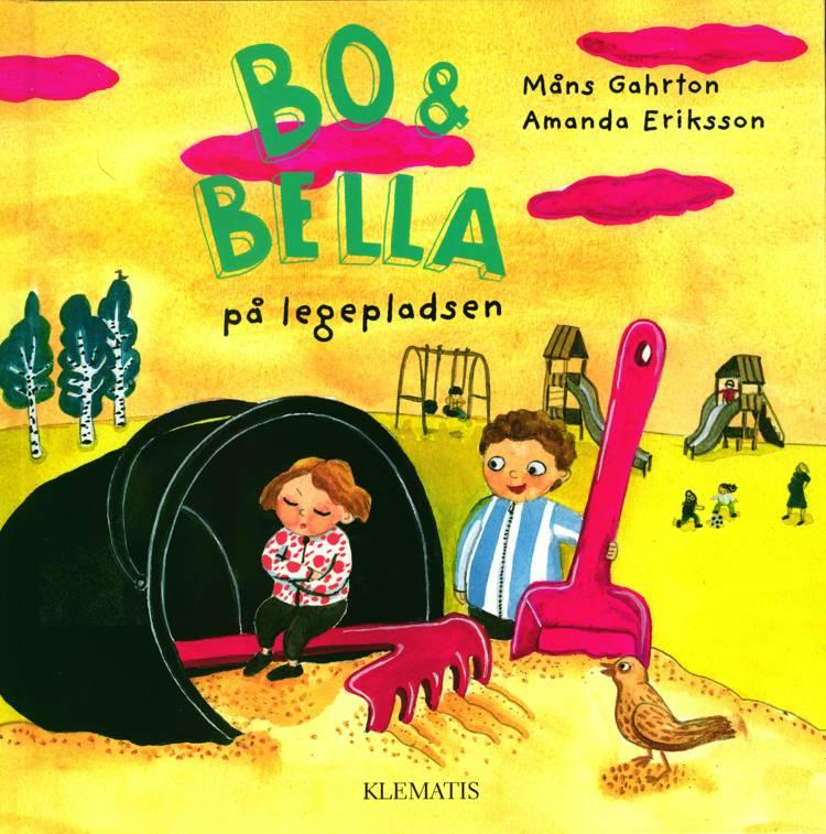 Bo & Bella på legepladsen af Måns Gahrton