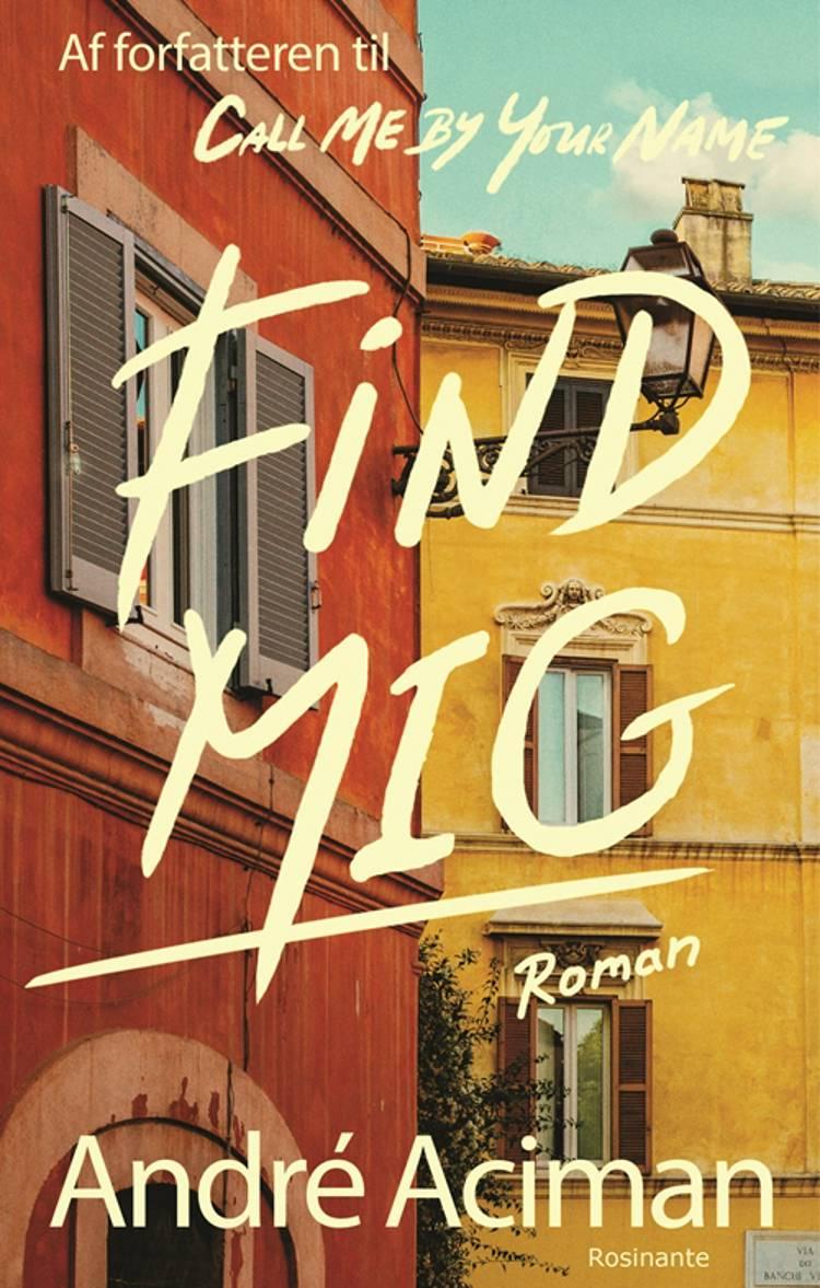 Find mig af André Aciman
