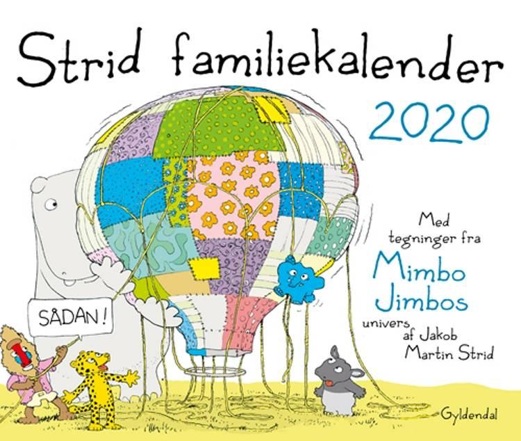 Strid familiekalender 2020 af Jakob Martin Strid