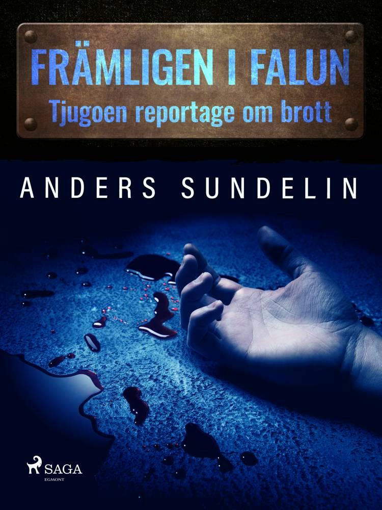 Främlingen i Falun: tjugoen reportage om brott af Anders Sundelin