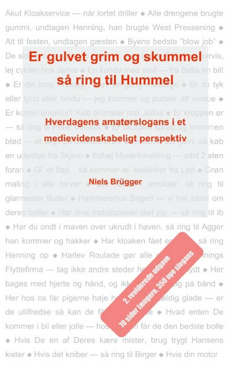 Er gulvet grim og skummel så ring til Hummel af Niels Brügger