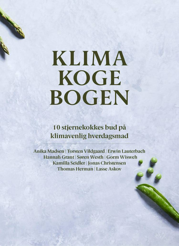 Klimakogebogen af Anna Fenger Schefte