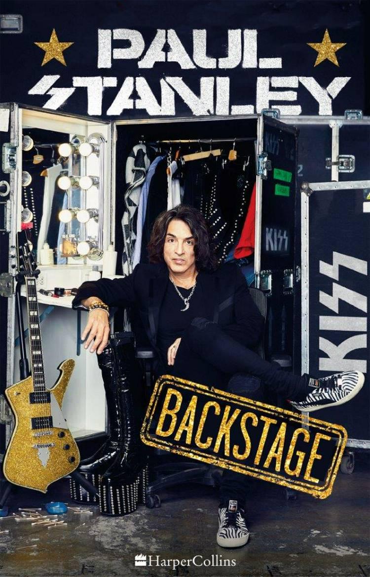 Backstage af Paul Stanley