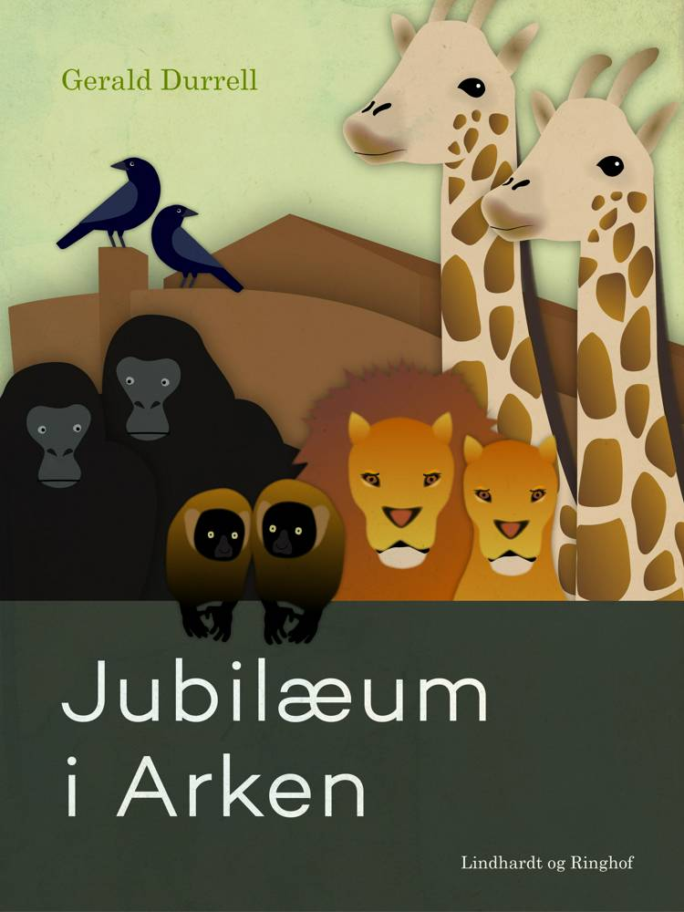 Jubilæum i Arken af Gerald Durrell