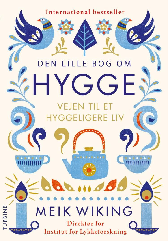 Den lille bog om HYGGE af Meik Wiking