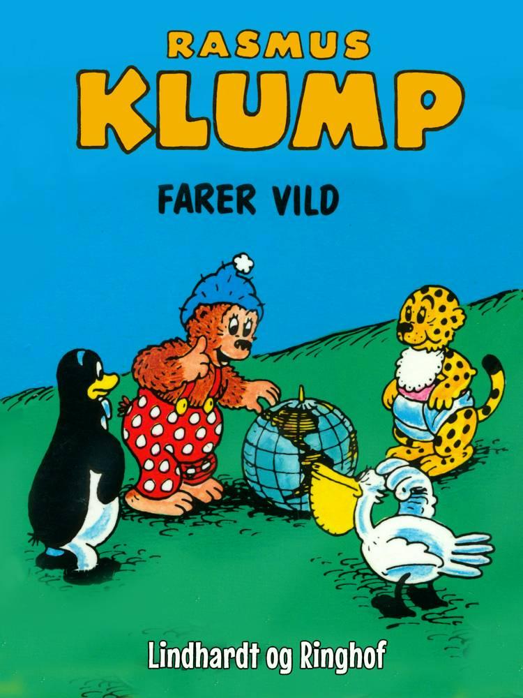 Rasmus Klump farer vild af Vilhelm Hansen og Carla Hansen
