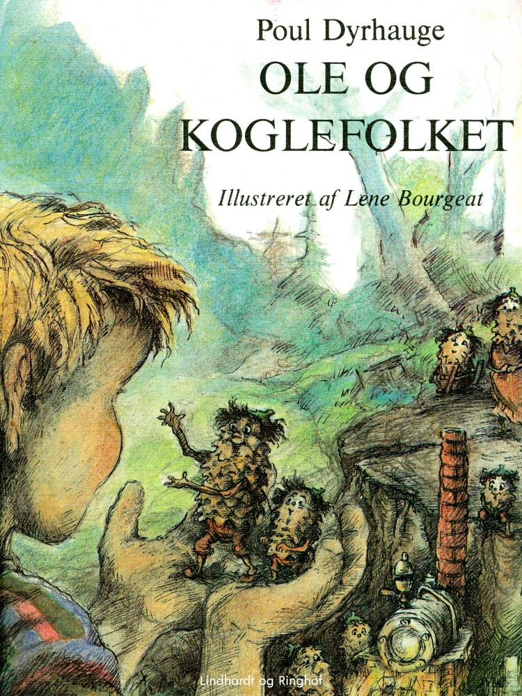 Ole og koglefolket af Poul Dyrhauge