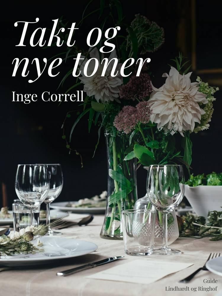 Takt og nye toner af Inge Correll