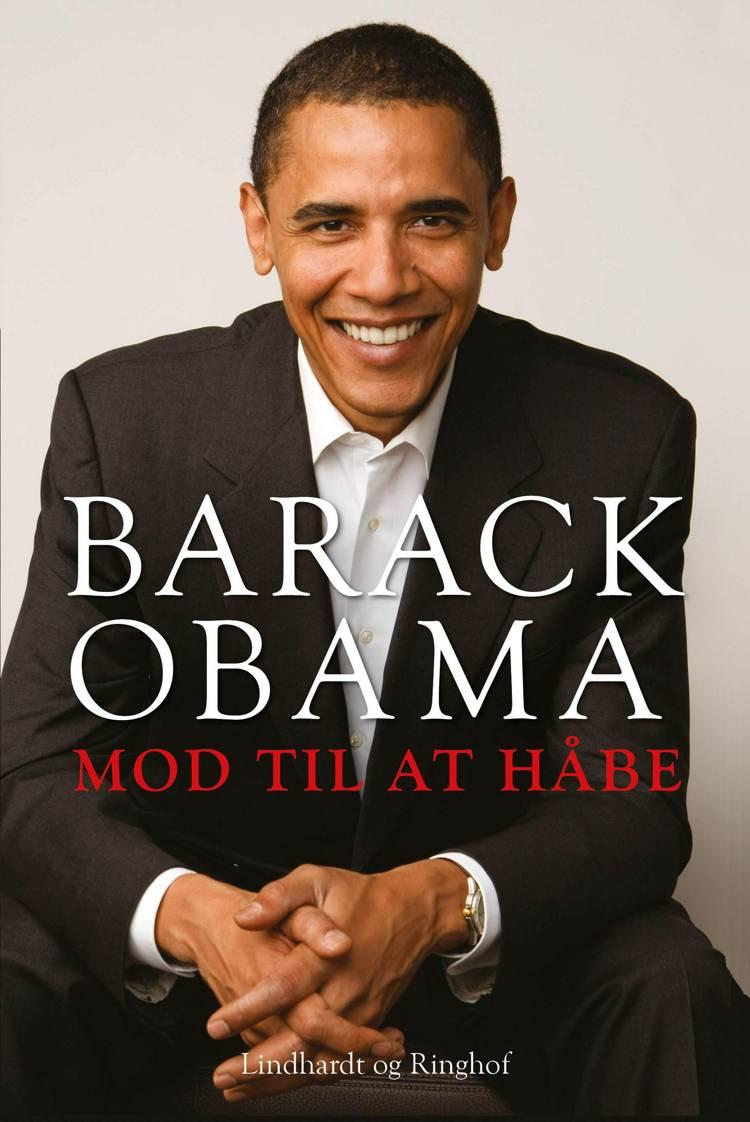Mod til at håbe af Barack Obama