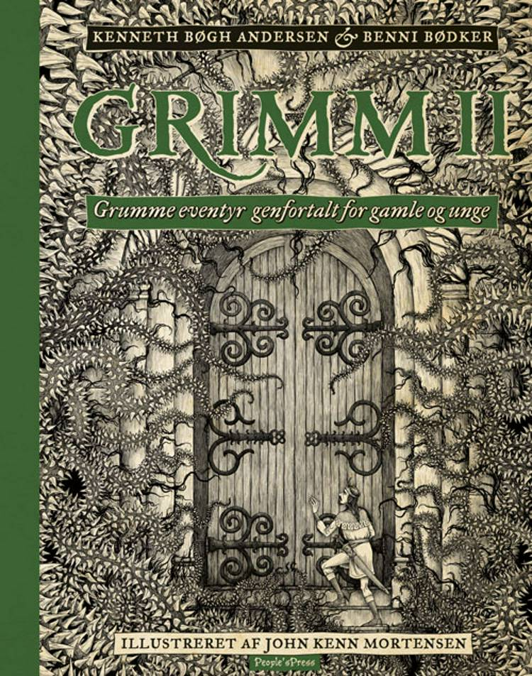 Grimm 2 - Grumme eventyr genfortalt for gamle og unge af Kenneth Bøgh Andersen og Benni Bødker