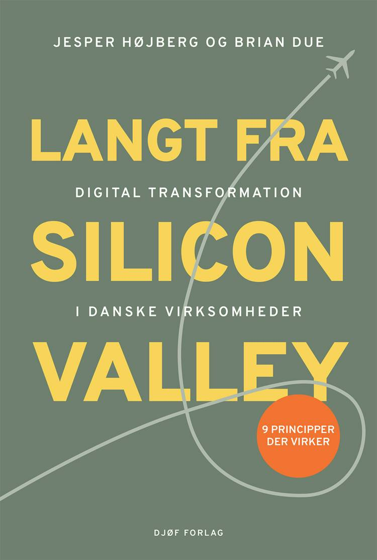 Langt fra Silicon Valley af Jesper Højberg og Brian Due