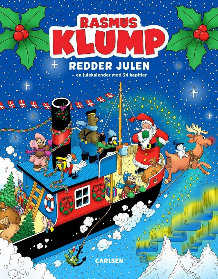Rasmus Klump redder julen af Kim Langer