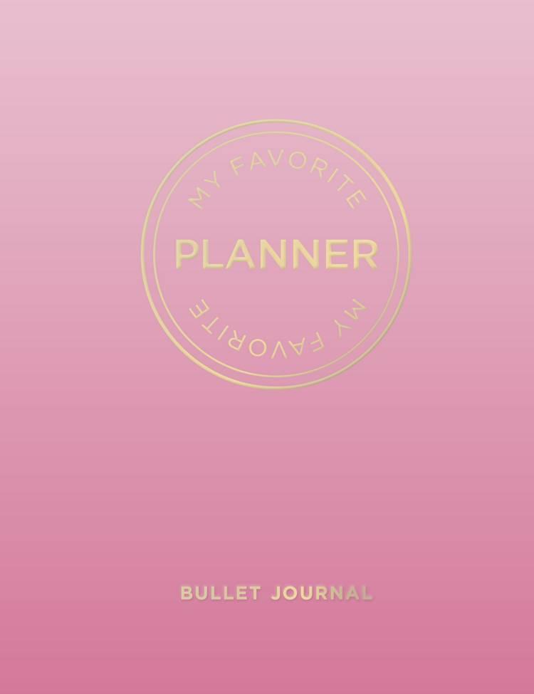 Bullet Journal af Forlaget Aronsen