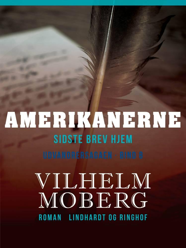 Amerikanerne af Vilhelm Moberg