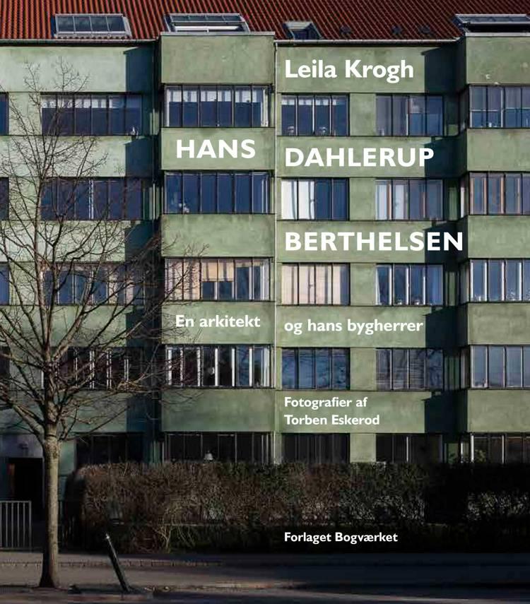 Hans Dahlerup Berthelsen af Leila Krogh