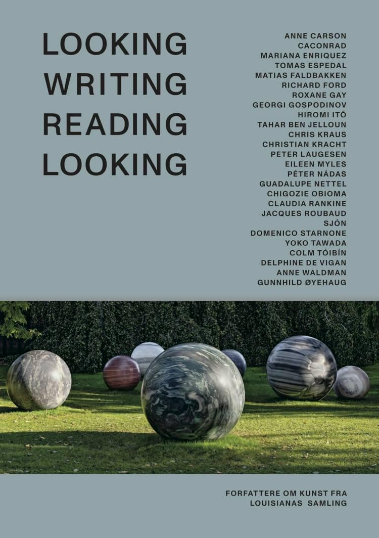 Looking Writing Reading Looking af Colm Tóibín, Georgi Gospodinov og Claudia Rankine m.fl.