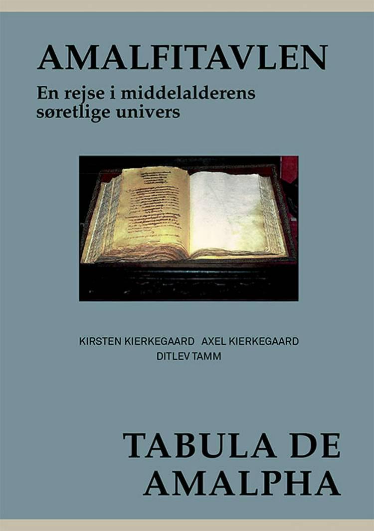 Amalfitavlen af Kirsten Kierkegaard og Axel Kierkegaard og Ditlev Tamm