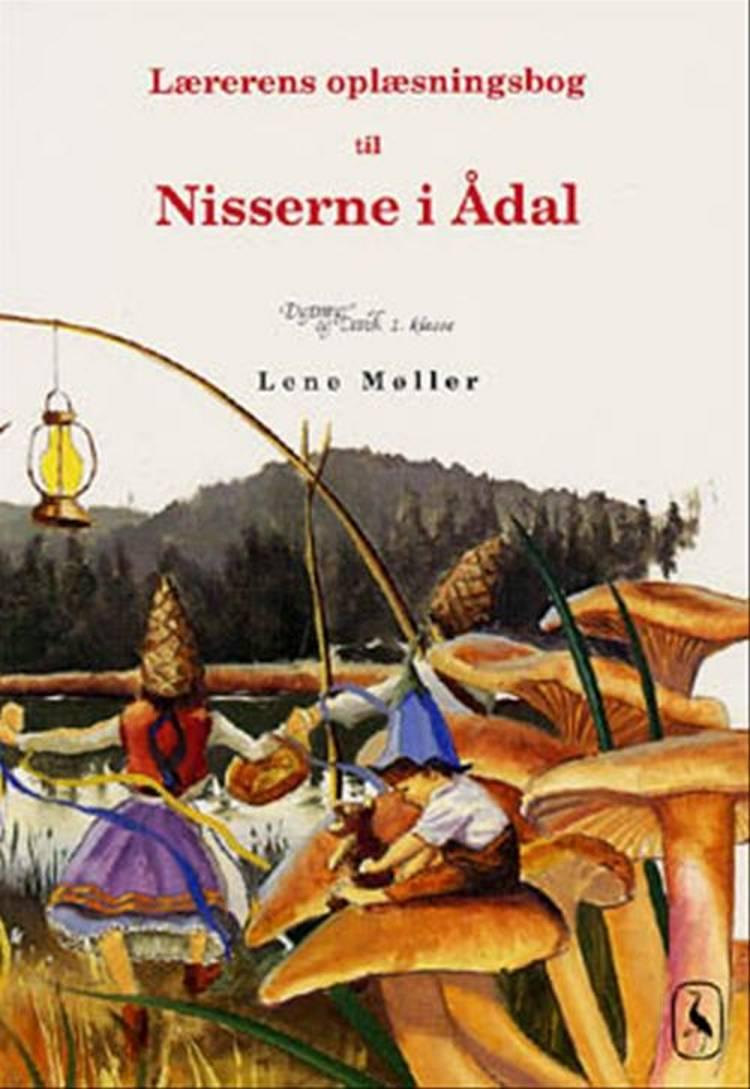 Lærerens oplæsningsbog til Nisserne i Ådal af Lene Møller