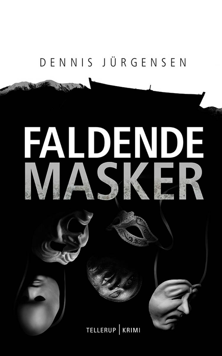 Faldende Masker af Dennis Jürgensen
