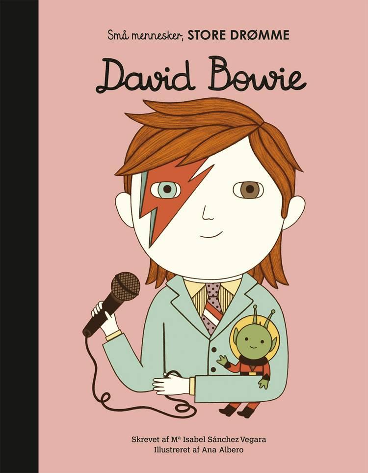 David Bowie af Maria Isabel Sanchez Vegara