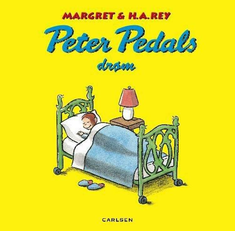 Peter Pedals drøm af H.A. Rey og Margret Rey