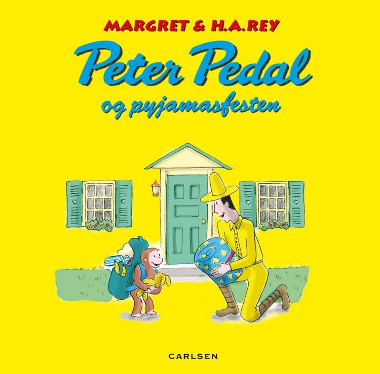 Peter Pedal og pyjamasfesten af H.A. Rey, Margret Rey og H.a. Rey