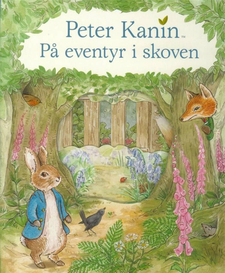 Peter Kanin - på eventyr i skoven af Beatrix Potter
