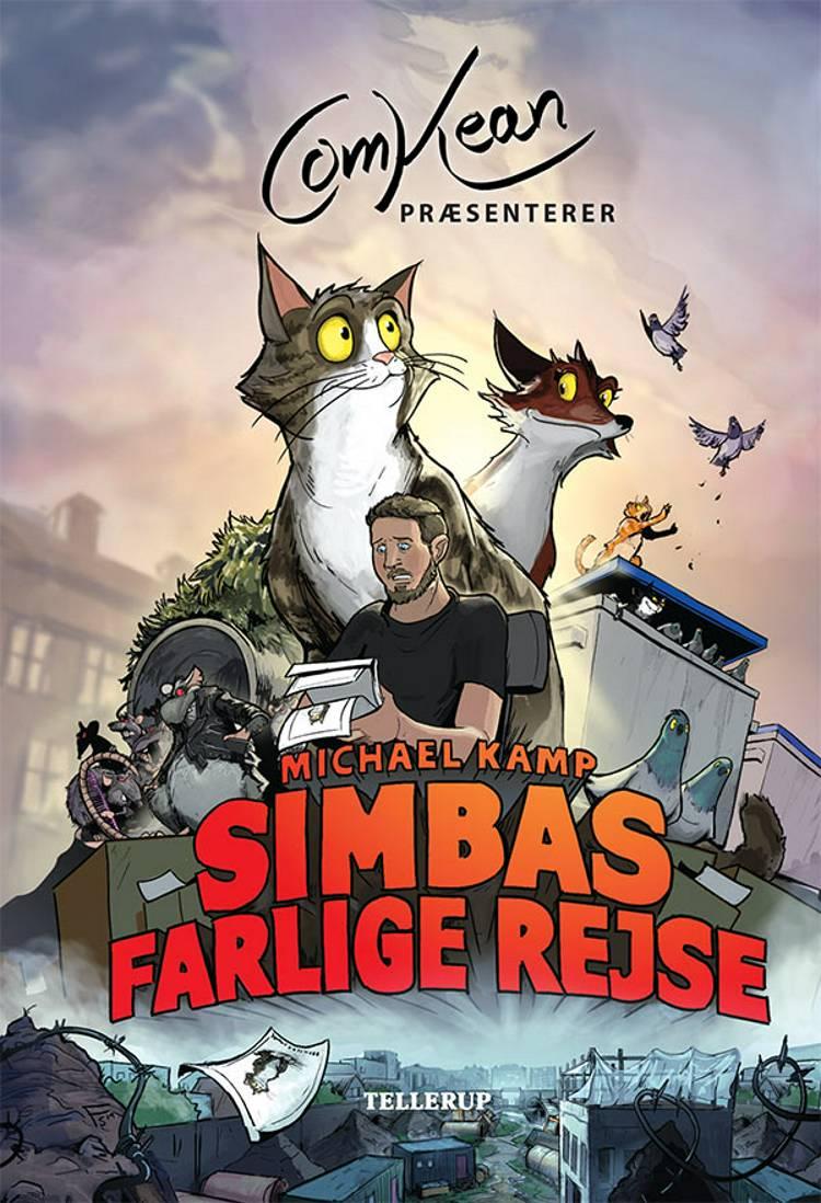 ComKean præsenterer - Simbas farlige rejse af Michael Kamp og ComKean