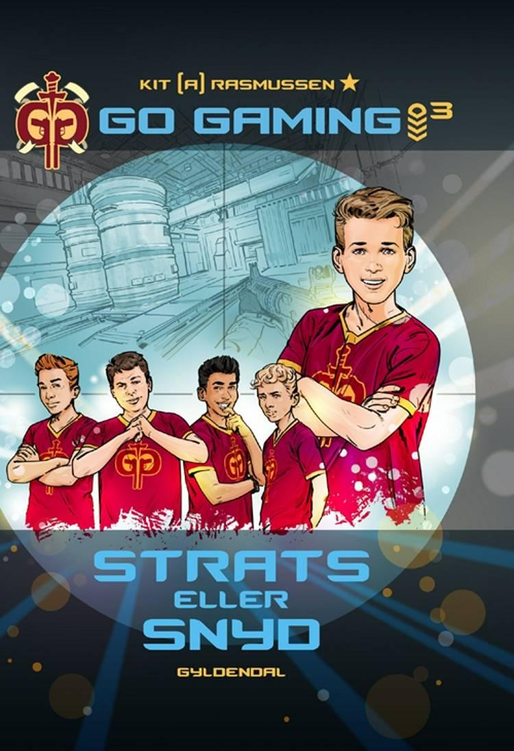Go Gaming 3 - Strats eller snyd af Kit A. Rasmussen