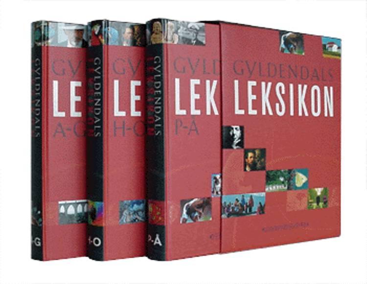 Gyldendals leksikon