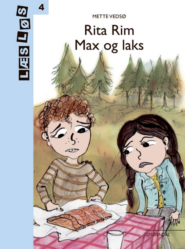 Rita Rim. Max og laks af Mette Vedsø