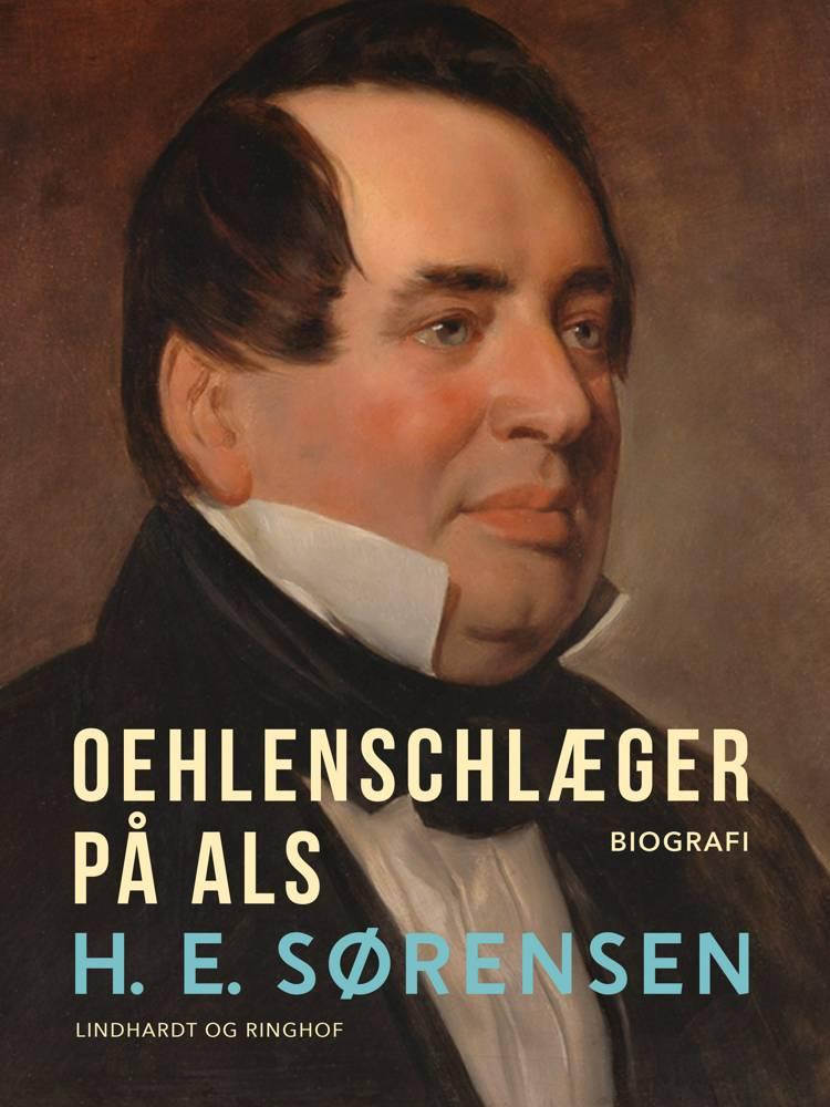 Oehlenschlæger på Als af H. E. Sørensen