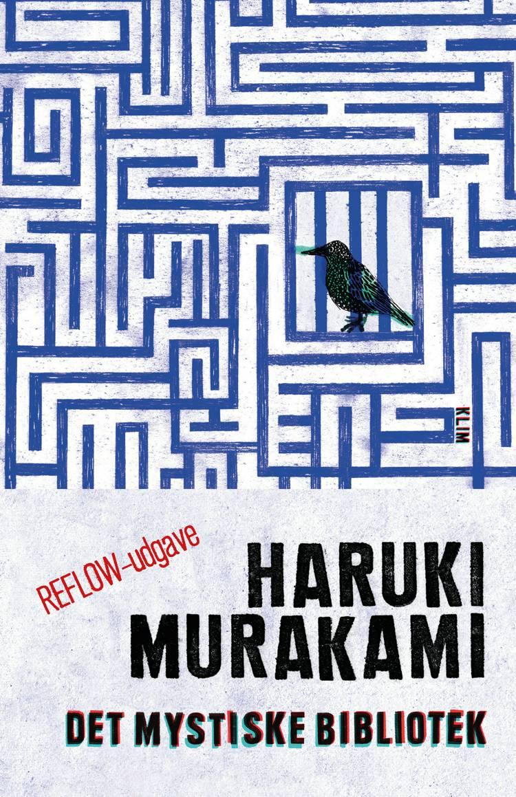 Det mystiske bibliotek (reflow-udgave) af Haruki Murakami