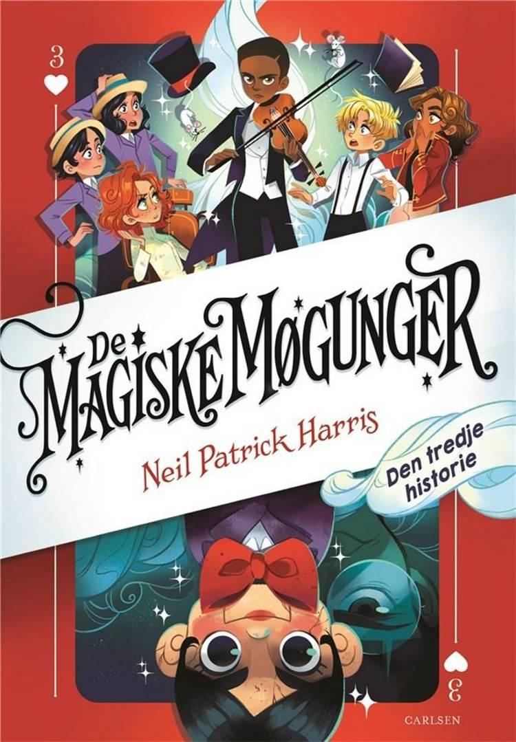 De Magiske Møgunger (3) - Den tredje historie af Neil Patrick Harris