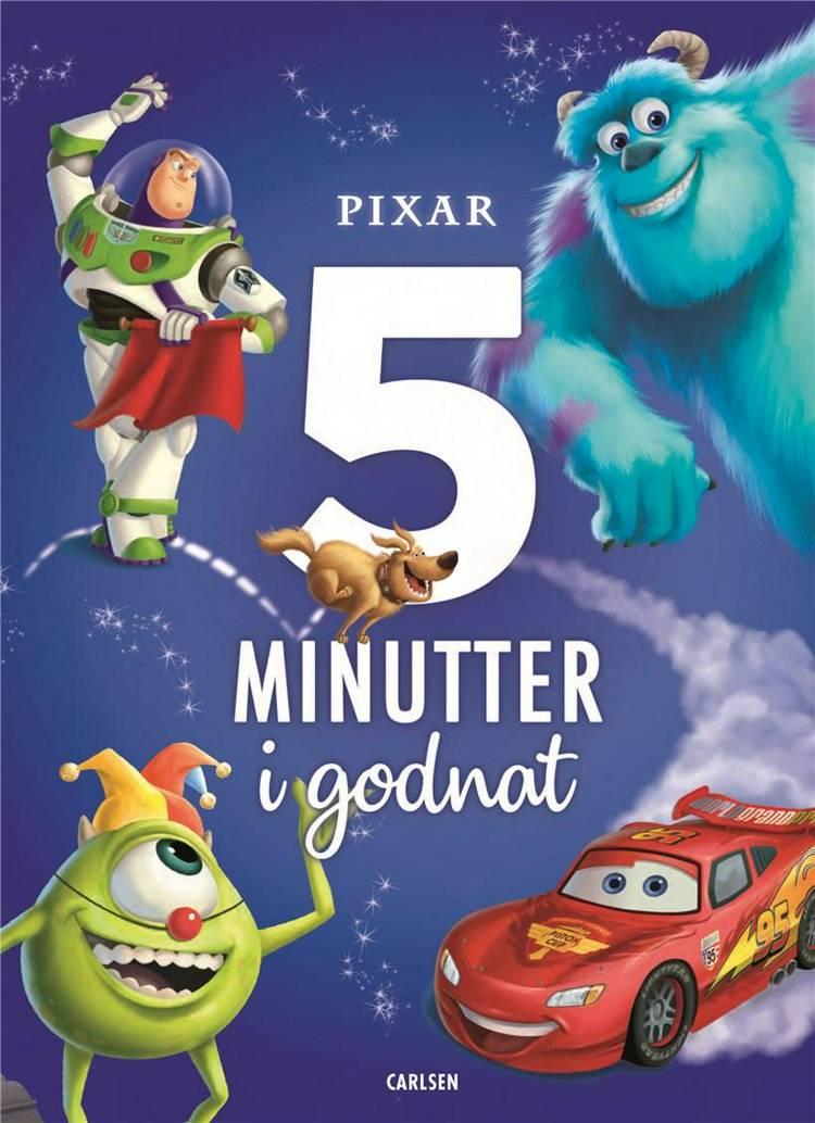 Fem minutter i godnat - Pixar af Disney Pixar