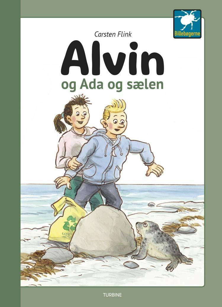 Alvin og Ada og sælen af Carsten Flink