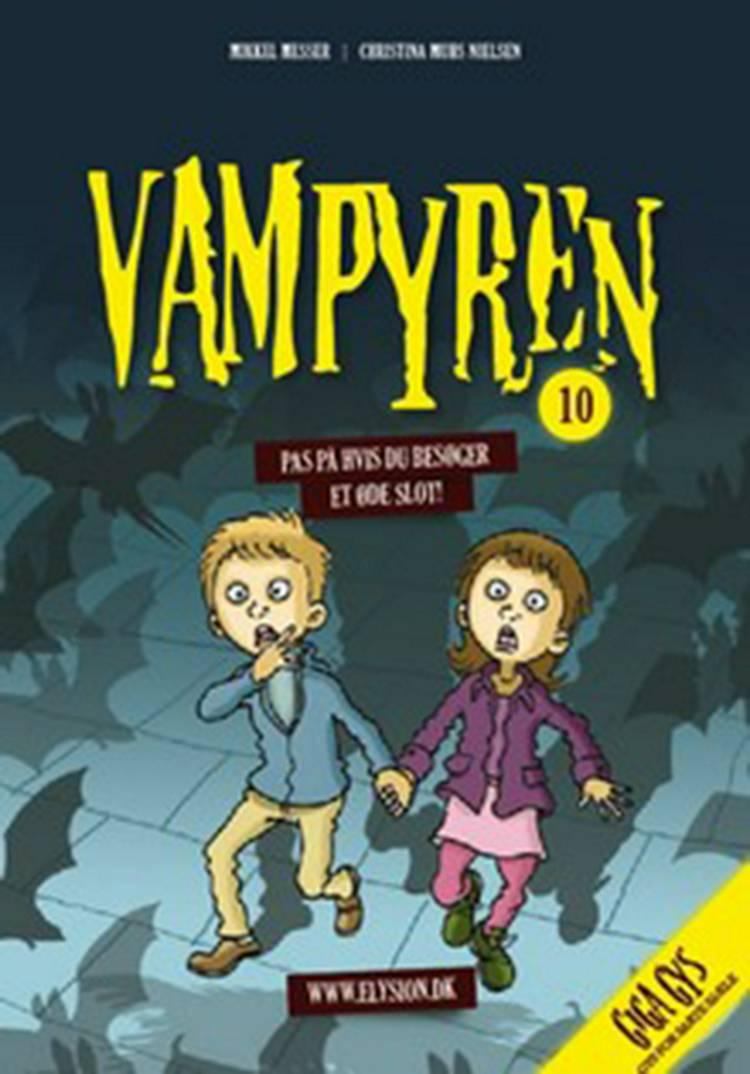 Vampyren af Mikkel Messer/Christina Muhs Nielsen