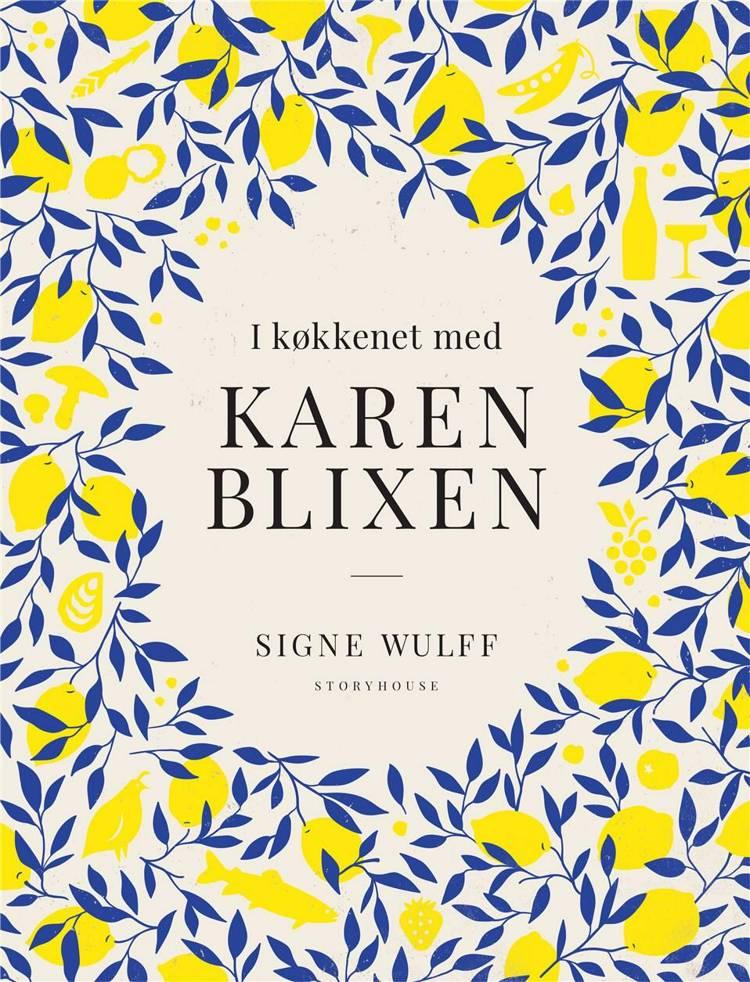 I køkkenet med Karen Blixen af Signe Wulff