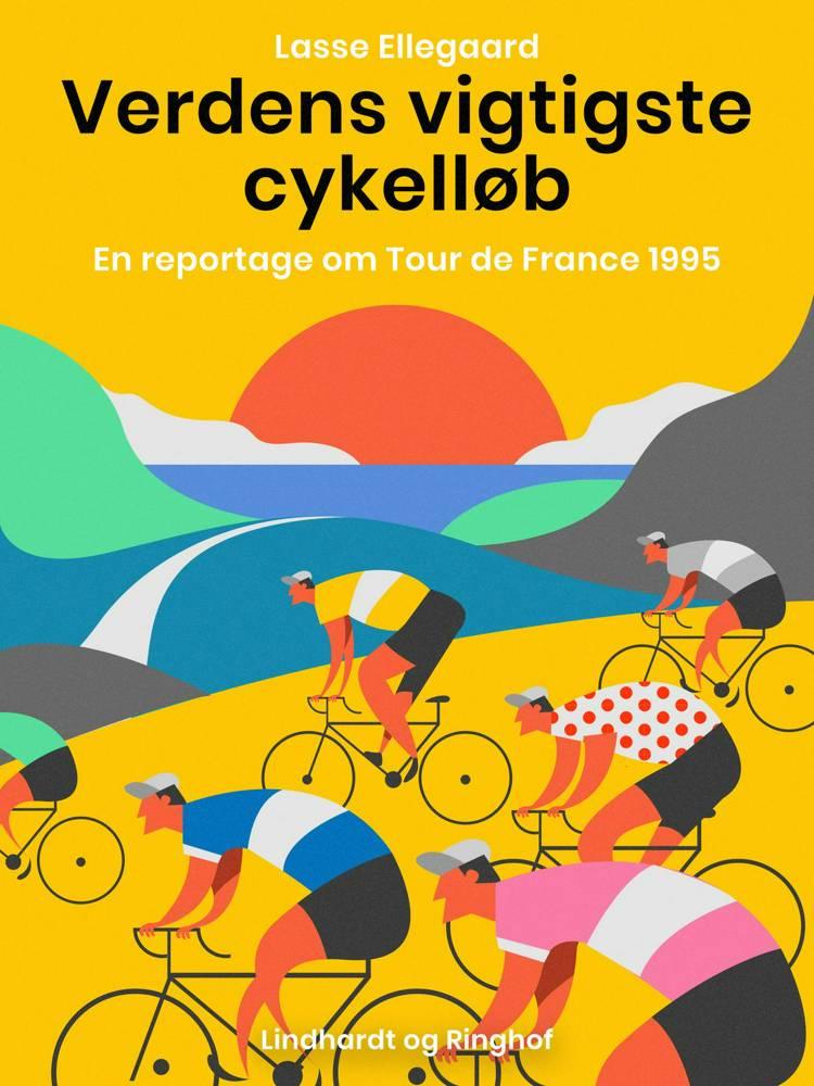Verdens vigtigste cykelløb. En reportage om Tour de France 1995 af Lasse Ellegaard