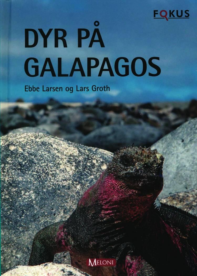 Dyr på Galapagos af Ebbe Larsen og Lars Groth