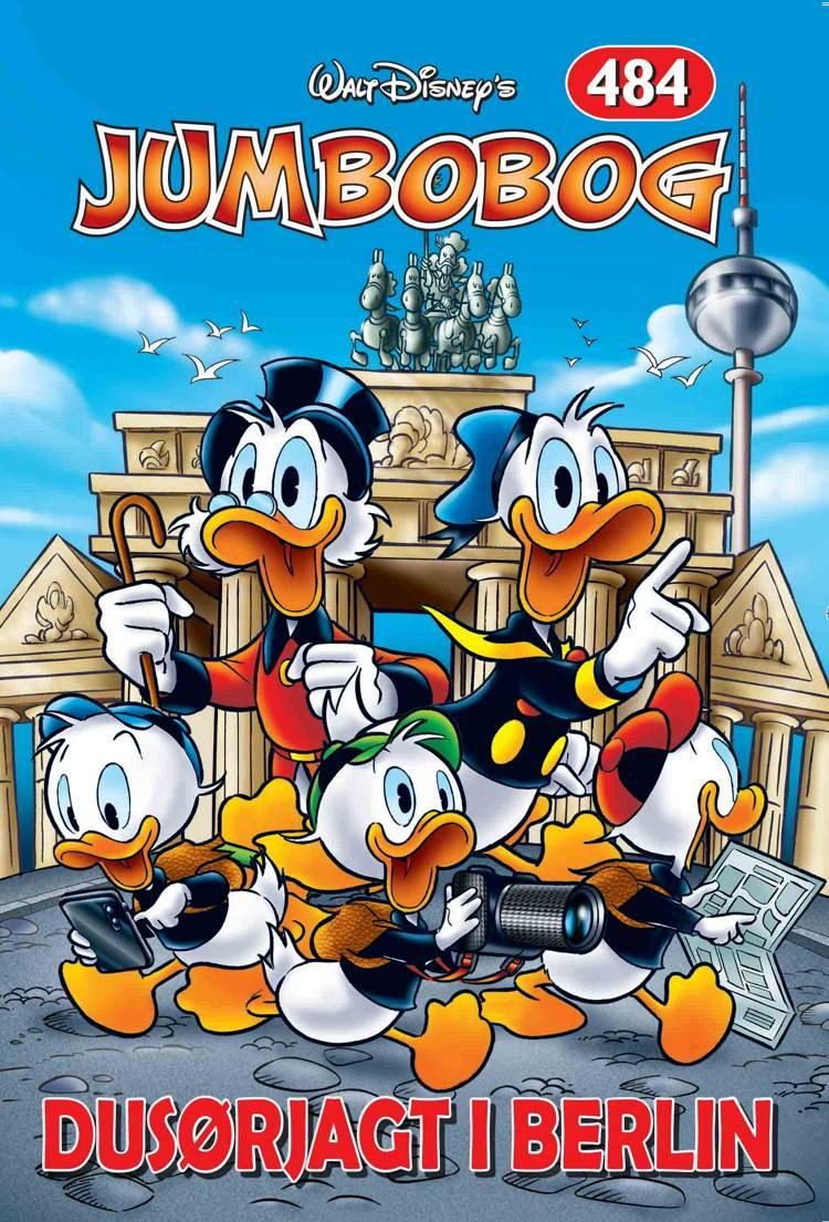 Jumbobog 484 af Disney