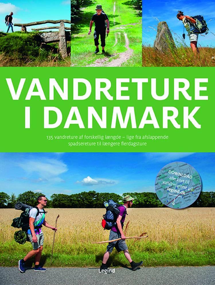 Vandreture i Danmark af Torben Gang Rasmussen