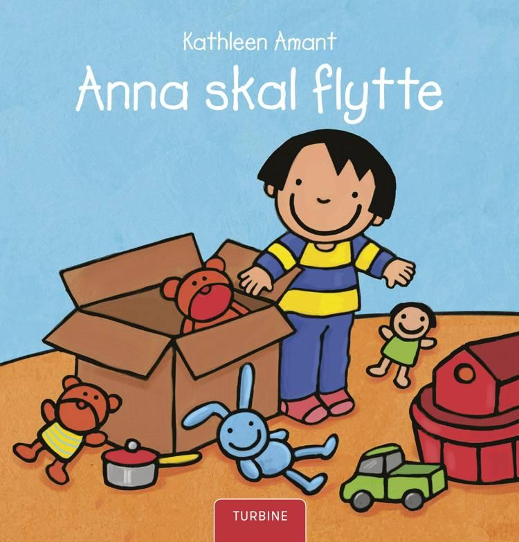 Anna skal flytte af Kathleen Amant