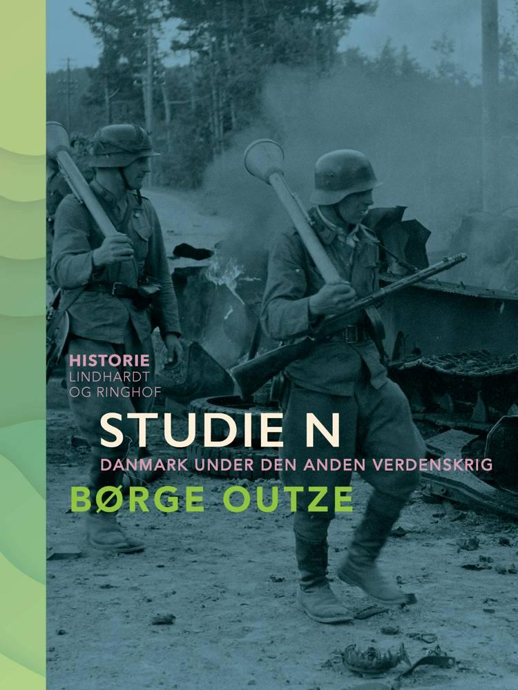 Studie N. Danmark under den anden verdenskrig af Børge Outze