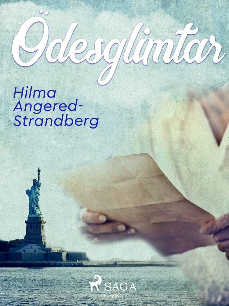 Ödesglimtar af Hilma Angered Strandberg