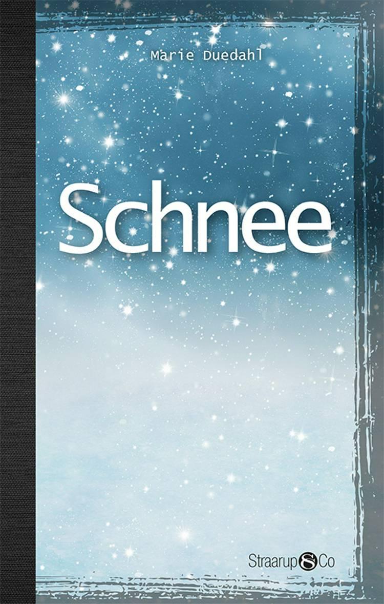 Schnee (med gloser) af Marie Duedahl