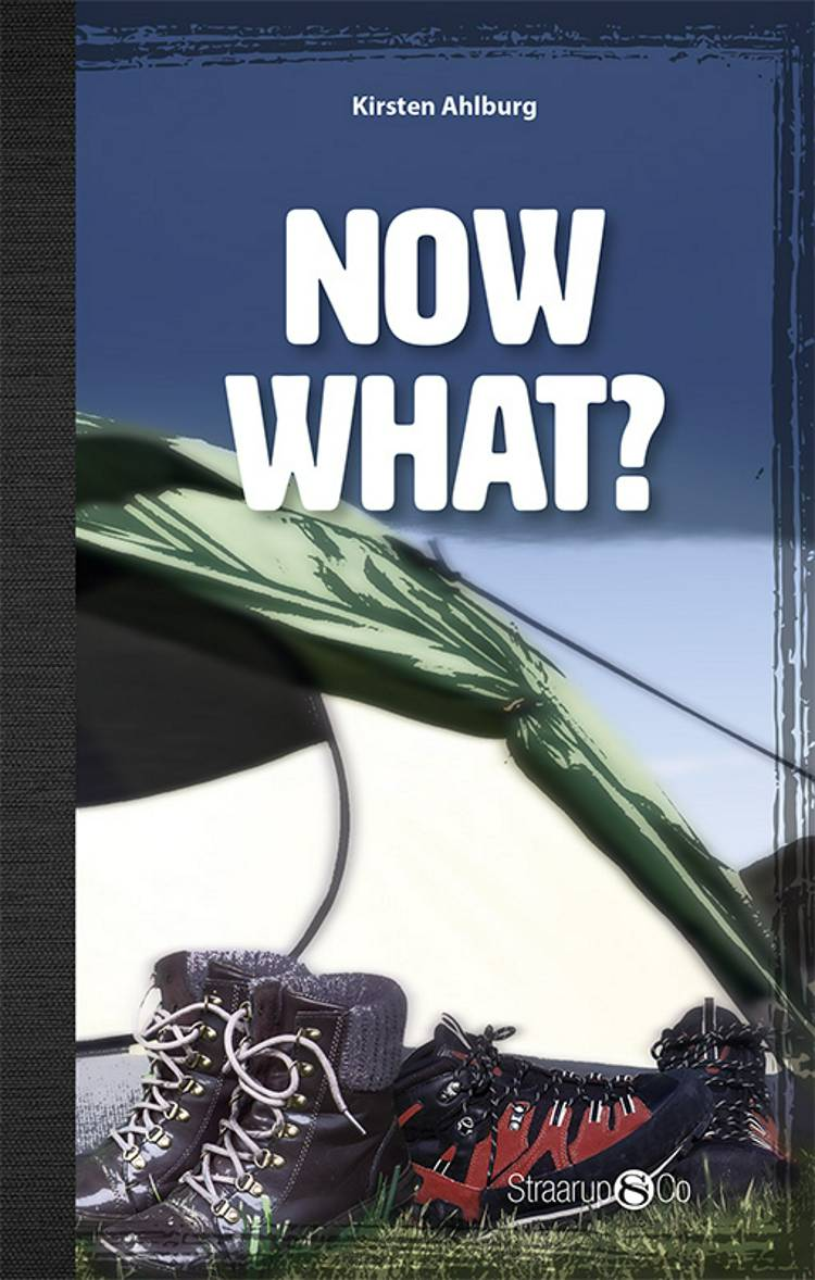 Now what? (med gloser) af Kirsten Ahlburg